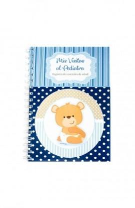 Cuaderno Pediatrico Osito