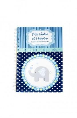 Cuaderno Pediatrico Elefantito