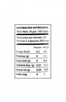 Maqui 60 capsulas 300mg