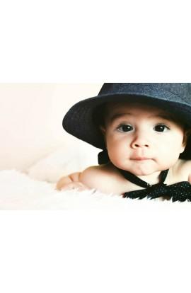 Sesión de bebé (3er mes hasta los 2 años)