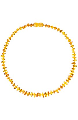 Collar - Nuggets Honey Necklace