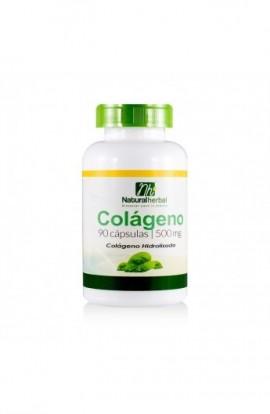 Colageno Hidrolizado 90 capsulas 500mg