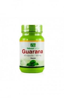 Guarana 60 capsulas 300mg