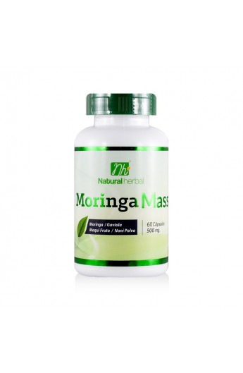 Moringa + Maqui 60 capsulas 500mg
