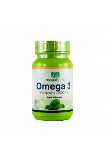 Omega 3 30 capsulas 1000mg