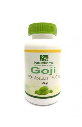 Goji - 90 Cápsulas 500 mg.